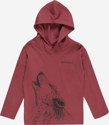 BASEFIELD Shirt in Rot