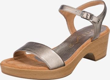 UNISA Sandalette 'Irita' in Bronze