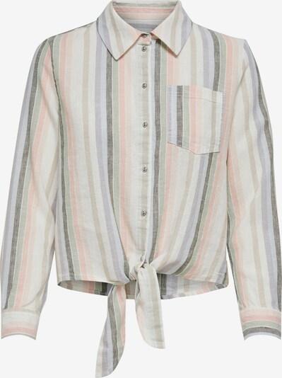 Camicia da donna 'LECEY-STACY' ONLY di colore colori misti / bianco naturale, Visualizzazione prodotti