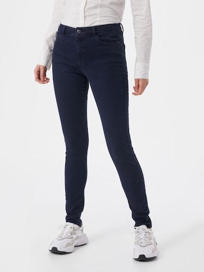 EDC BY ESPRIT Jeans in de kleur Navy, Modelweergave