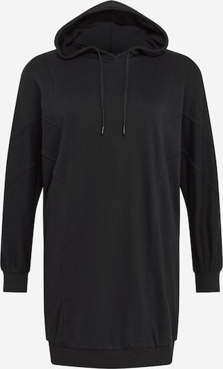 Zizzi Jurk 'Mivy' in de kleur Zwart, Productweergave