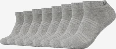 SKECHERS Sneakersocken San Diego im 8er Pack in grau, Produktansicht