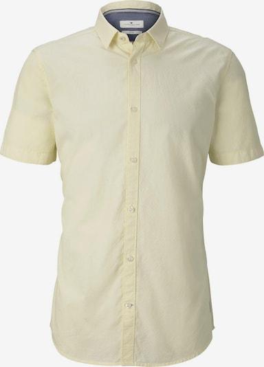 TOM TAILOR Hemd in hellgelb, Produktansicht