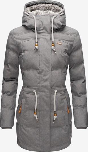 Ragwear Manteau d'hiver 'Ashani ' en gris, Vue avec produit
