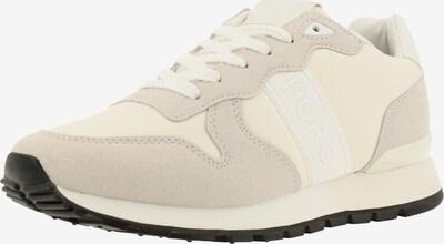 BJÖRN BORG Sneaker ' R455 ' in creme / taupe / weiß, Produktansicht