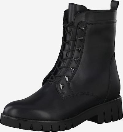 TAMARIS Veterlaarsjes in de kleur Zwart, Productweergave