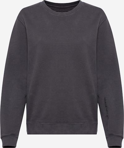 ECOALF Sweatshirt in schwarzmeliert, Produktansicht