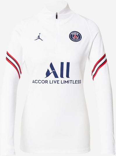 NIKE T-shirt fonctionnel 'Paris Saint-Germain Strike' en bleu marine / rouge / blanc, Vue avec produit