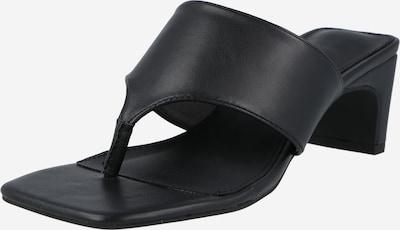 Gina Tricot Žabky 'Marissa' - čierna, Produkt