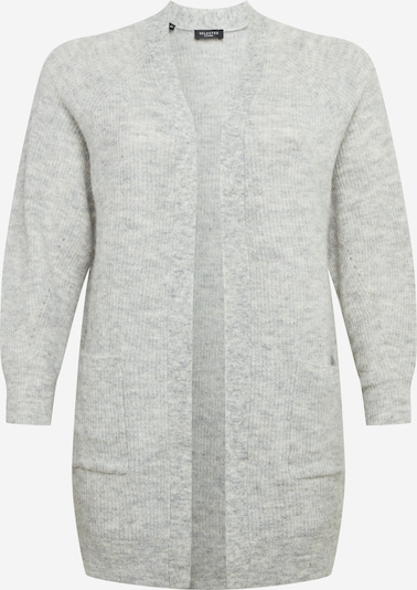 Megztinis iš Selected Femme Curve , spalva - šviesiai pilka, Prekių apžvalga