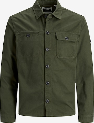 Jack & Jones Plus Jacke in Grün
