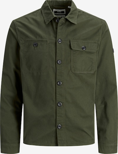 Jack & Jones Plus Jacke in grün, Produktansicht
