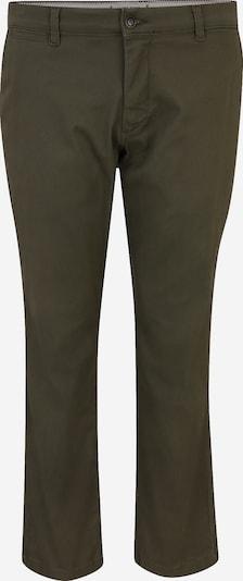Jack & Jones Plus Pantalon chino 'Marco' en vert foncé, Vue avec produit