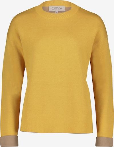 Cartoon Sweater in Brown / Yellow, Item view