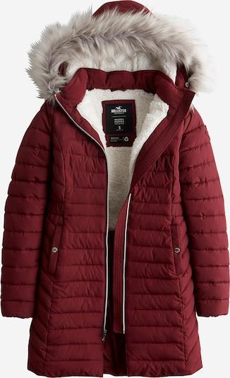 HOLLISTER Zimní kabát - červená, Produkt