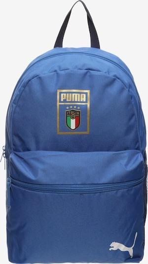 PUMA Rucksack 'FIGC Italien DNA Phase EM 2021' in blau / azur, Produktansicht