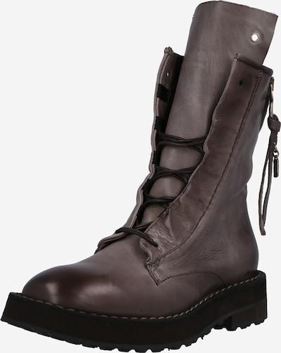 Suvarstomieji kulkšnis dengiantys batai 'Chimica' iš A.S.98, spalva – dūmų pilka / juoda, Prekių apžvalga