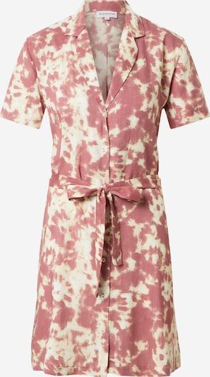 Bizance Paris Kleid 'EMRY' in beige / rosa / weiß, Produktansicht