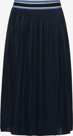 CECIL Falda en azul cielo / azul oscuro / blanco, Vista del producto