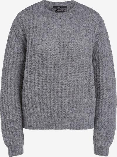 SET Pullover in stone, Produktansicht