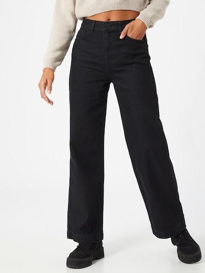 NU-IN Jeans in schwarz, Modelansicht
