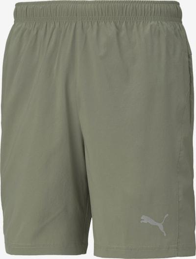 PUMA Sportbroek in de kleur Groen, Productweergave