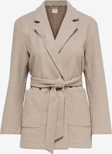 ONLY Mantel in beige, Produktansicht