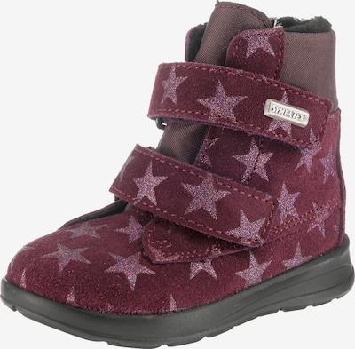 Däumling Stiefel in pink / bordeaux, Produktansicht