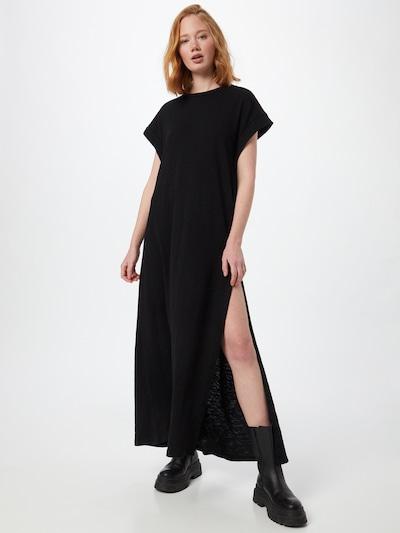 REPLAY Kleid in rot / schwarz / weiß, Modelansicht