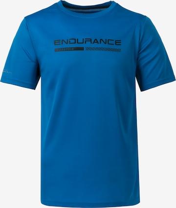 ENDURANCE Funktionsshirt 'VENIES M S-S' in Blau