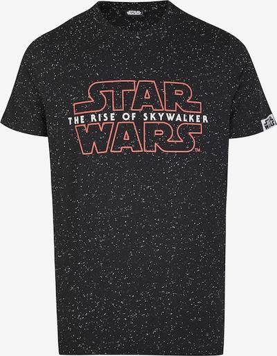 Course T-Shirt in schwarz, Produktansicht