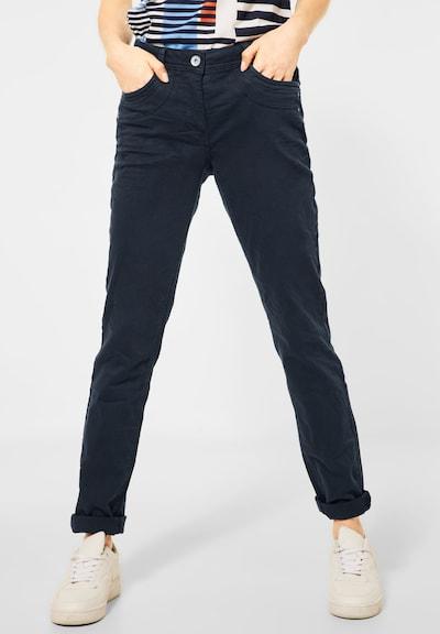 CECIL Jeans 'Gesa' in de kleur Kobaltblauw, Modelweergave