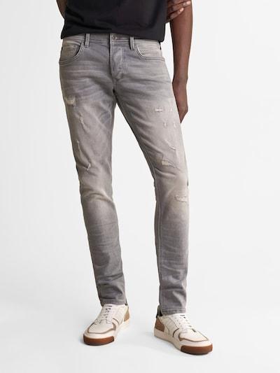 Salsa Jeans 'Clash' in grey denim, Modelansicht