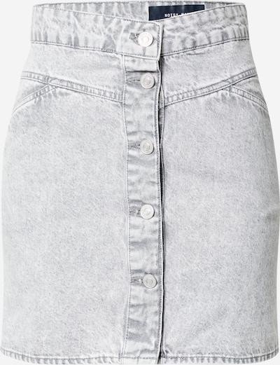 Noisy May Petite Suknja 'BE JUNE' u sivi traper, Pregled proizvoda