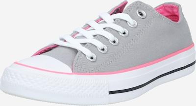 CONVERSE Sneaker in grau / pink, Produktansicht