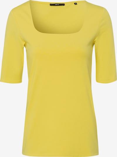 zero Shirt in limone, Produktansicht