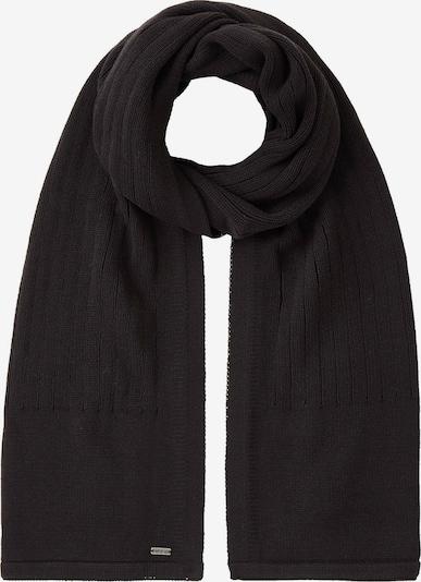 TOM TAILOR Sjaal in de kleur Zwart, Productweergave