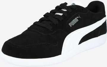 PUMA Sneaker 'Icra Trainer SD' in Schwarz