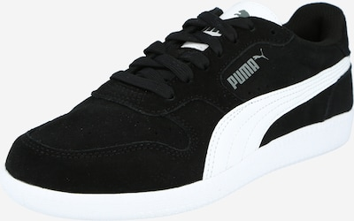 PUMA Sneaker 'Icra Trainer SD' in schwarz / weiß, Produktansicht
