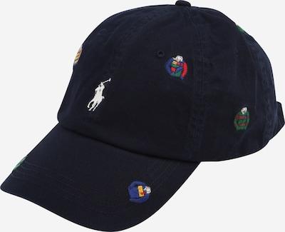 Polo Ralph Lauren Cap in navy / mischfarben / weiß, Produktansicht