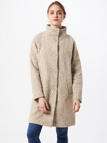 Manteau mi-saison 'ANNABELLE' ONLY en beige