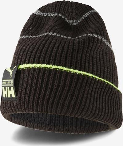 PUMA Sportmütze in neongelb / schwarz, Produktansicht
