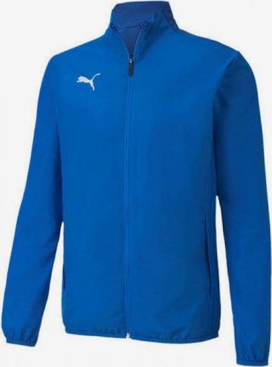 new balance Jacke ' teamGOAL 23 Sideline ' in blau, Produktansicht