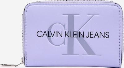 Calvin Klein Jeans Cartera 'Accordion' en lila / lila claro / negro, Vista del producto