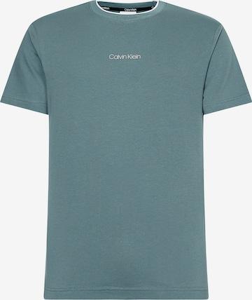 T-Shirt Calvin Klein en bleu