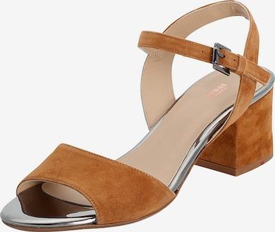 LLOYD Sandale in braun / cognac, Produktansicht