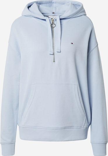 TOMMY HILFIGER Sweatshirt in navy / hellblau / hellrot / weiß, Produktansicht