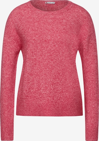 STREET ONE Pullover in Rot