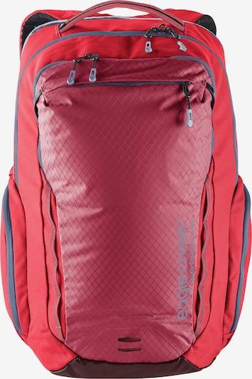 EAGLE CREEK Rucksack 'Wayfinder' in grau / rot, Produktansicht