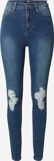 Missguided (Tall) Jeans in de kleur Blauw denim, Productweergave